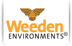 Weeden Environments Logo